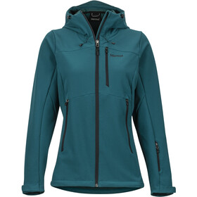 Marmot Moblis Jacket Damen deep teal/black